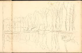 Poplars on the Epte