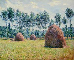 Haystacks at Giverny