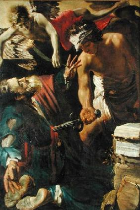 The Martyrdom of St. Matthew