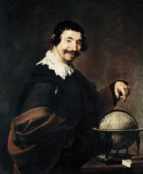 Velazquez / The Geographer / c. 1625/29