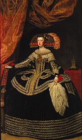 Queen Maria Anna of Austria.