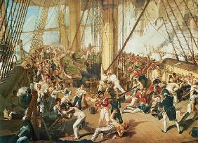 The Battle of Trafalgar 21 October 1805