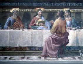 Detail from the Last Supper