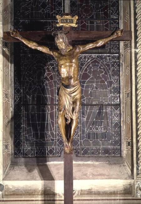 Pics For > The Crucifixion Donatello