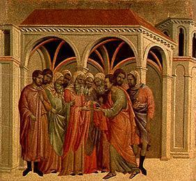 The pact of the Judas.