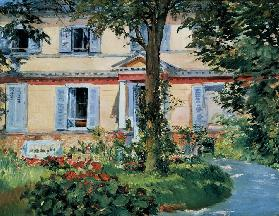 House in Rueil 1882