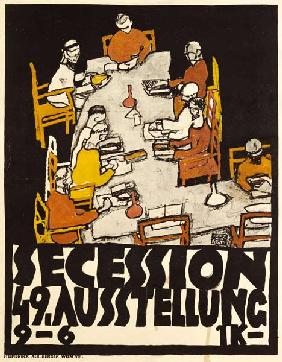 Poster for the 19th secession exhibition