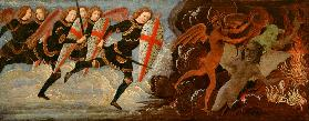 St. Michael and the Angels at War with the Devil