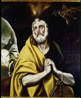 Repented  St. Peter
