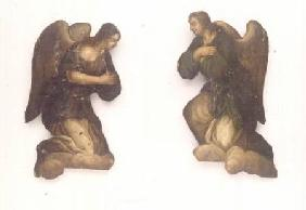 A Pair of Angels (panel)