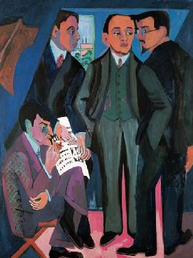 Kirchner, Ernst Ludwig : Artists Community