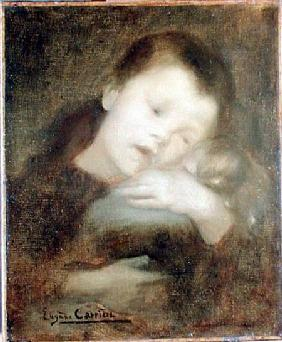 Child with a Doll