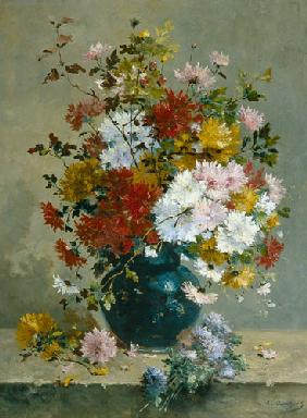 Bunch of flowers (detail)