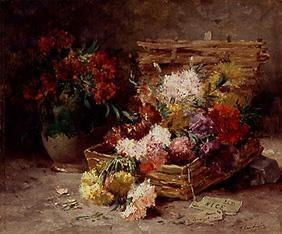 Flower basket from Nizza.