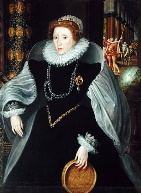 queen elizabeth i portrait. queen elizabeth i. Portrait of