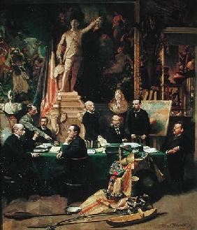 The Colonial Delegates and Jules Ferry (1832-93)