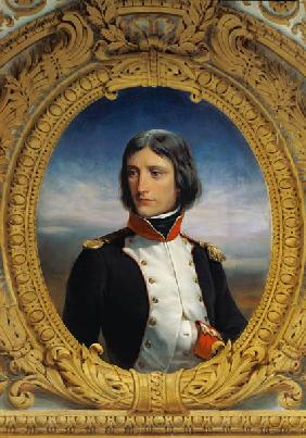 Napoleon Bonaparte (1769-1821) as Lieutenant Colonel of the 1st Battalion of Corsica