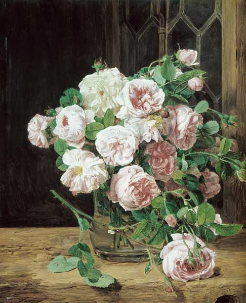 F.G.Waldmüller / Bunch of Roses / 1832