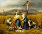 The harvest (at Zell at the lake)