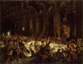 The Assassination of the Bishop of Liège