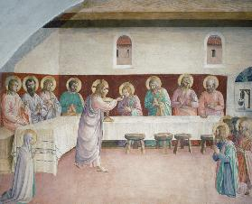 The Holy Communion and the Last Supper