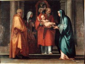 Bartolommeo, Fra : Presentation in the Temple
