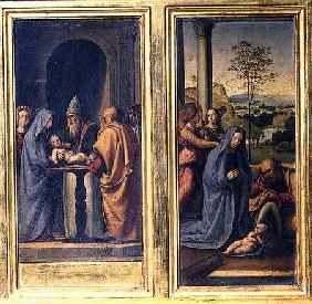 Bartolommeo, Fra : Presentation in the Temple...
