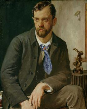 Portrait of Charles Holden (1875-1960)