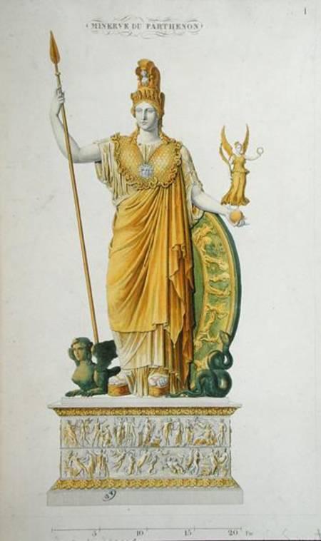 Athena Parthenos Athena Parthenos Original