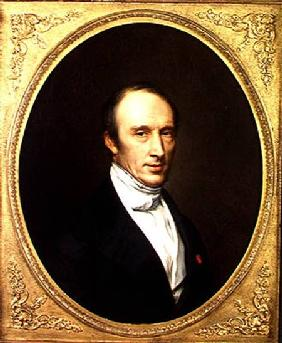 Portrait of Louis Cauchy (1789-1857)