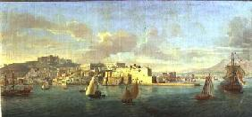 View of Naples