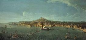 A View of Naples