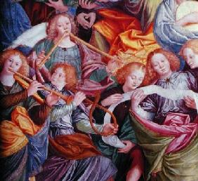 de Vincio Ferrari, Gaudenzio G. : The Concert of Angels
