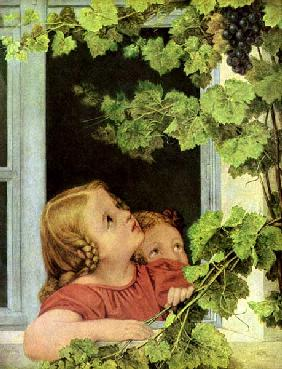 Kersting, Georg Friedrich : Children at the window