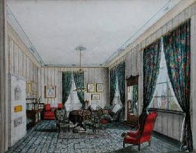 A Drawing Room Interior