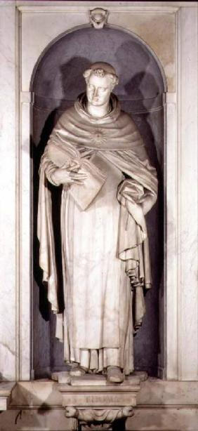 St. Thomas, niche from the Salviati chapel