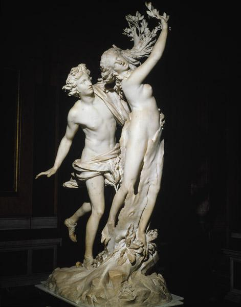 Bernini, Gianlorenzo : G.L.Bernini, Apollo and Da...