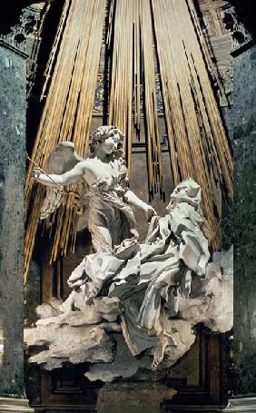 Bernini, Gianlorenzo : Ecstasy of St.Theresa