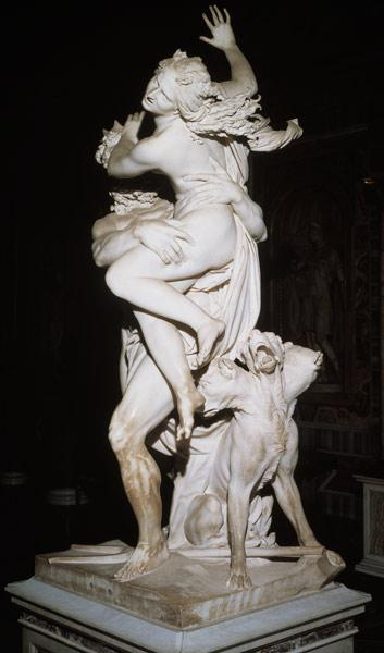G.L.Bernini / The Rape of Proserpina