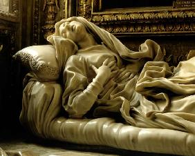 Bernini, Gianlorenzo : Death of the Blessed Ludov...