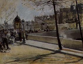 Pont Royal in Paris.