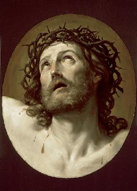 Head of Christ Crowned with Thorns, early 1630s