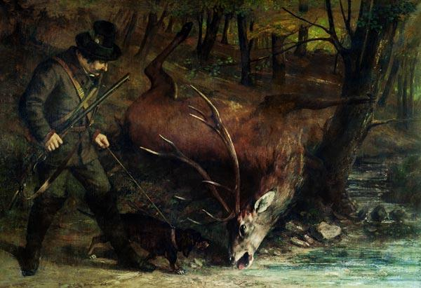 The Death of the Stag
