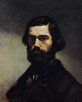 Portrait of Jules Valles (1832-85)