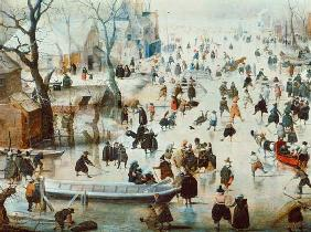 Winter Games  (detail of 186452)