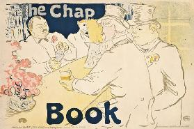 Irish and American bar, Rue Royale - The Chap Book (Poster)
