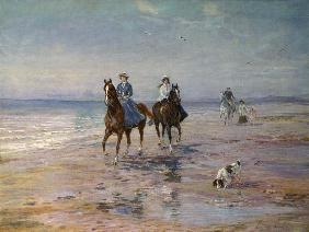 A Ride on the Beach, Dublin