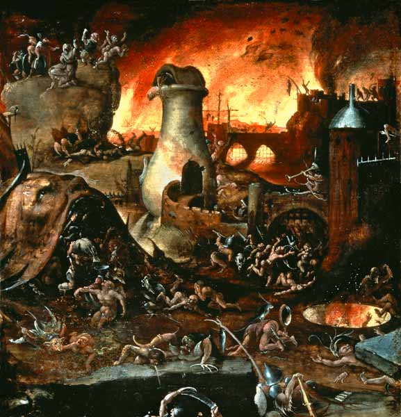The Wondrous World of Bosch or Welcome to Hell! - WFMU's Beware of
