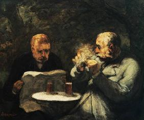 The beer drinkers