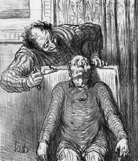 Dentistry / Voyons.. / Daumier